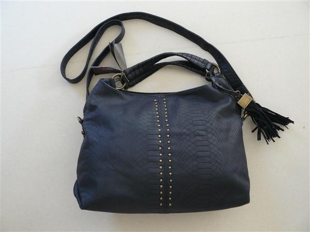 Bijoux    Tassen    Zwarte handtas met schouderband e114deae11